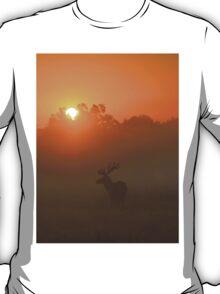 Oh deer, what a beautiful sunrise! T-Shirt