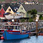 Dingle Harbor, Dingle, Ireland by ThomasMaher