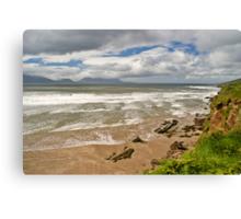 Inch Beach, Dingle Peninsula, Ireland Canvas Print