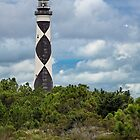 Cape Lookout Lighthouse by Kenneth Keifer