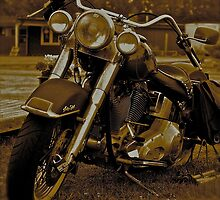 My Harley - Davidson   -  Road to Hell . Brown Sugar Story.  Views 2161 .thank you ! Hold Your Memories. Buy what you like! by © Andrzej Goszcz,M.D. Ph.D