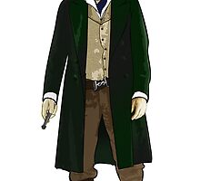 The 8th Doctor - Paul McGann by Chris Singley