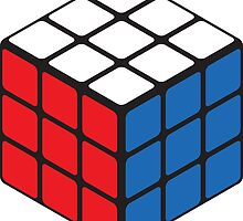 Rubiks Cube by ollieshirra