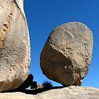 Balancing Rock - Girraween National Park by Lachlan Kent