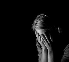 Alone in the dark by Yvonne Bogdanski