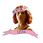 BW - Tasha by Songoftheriver