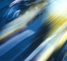 Detail - blur No.4 by Syd Winer