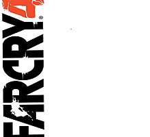 Far Cry 4 - Logo In Black Sideways 2.0 by ImAvarice