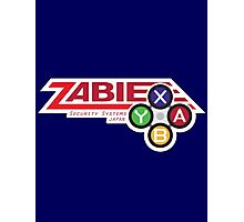ZABIE Security Systems - JAPAN Photographic Print
