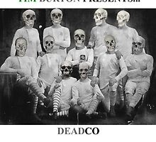 Tim Burton Presents... by DeadCoClothing