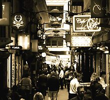 DeGraves, Melbourne... by danielmckinley