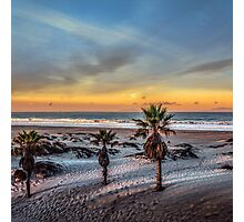 Wake up for Sunrise in California Photographic Print