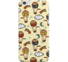 Hot air baloons iPhone Case/Skin