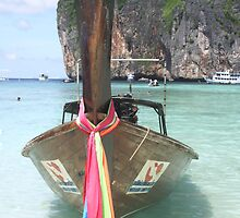 Thai Boat by LonePilgrim