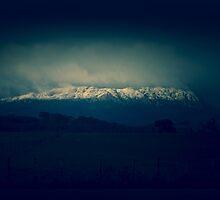 Blue Mount Roland by Kelly Slater