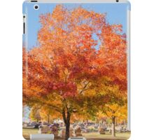 Sugar Maples in Autumn iPad Case/Skin
