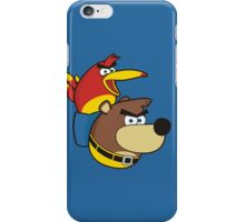 Angry Bear & Bird - Variant iPhone Case/Skin