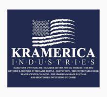 Kramerica Industries Shirts, Stickers and Posters Funny Spoof by 8675309