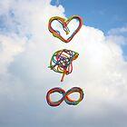 Love Chaos Infinity by KukiWho