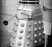 Old Fashioned Dalek by PiscesAngel17
