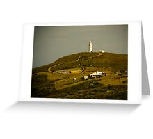 Cape Bruny Lighthouse Greeting Card