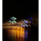Brisbane by Night by Paul Cotelli
