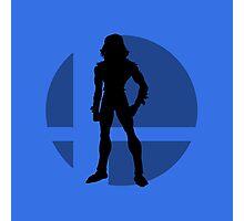 Smash Bros - Sheik Photographic Print
