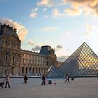 The Louvre - One Afternoon by KrisKeen