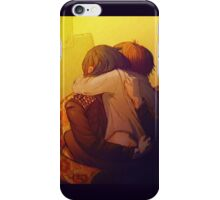 Something Dark, and Desperate and True iPhone Case/Skin