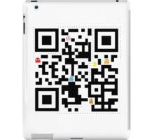 QR Pacman iPad Case/Skin