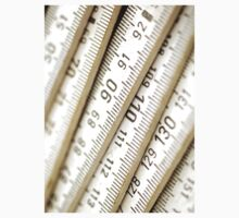folding measuring stick by rkss
