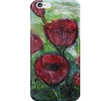 Roses In Bloom iPhone Case/Skin