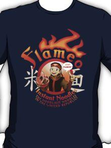 Flameo Instant Noodles! T-Shirt