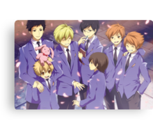 Ouran Host Club  Metal Print