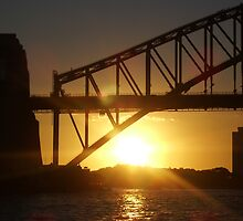 Sydney Harbour Bridge by LonePilgrim