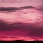Amazing Sunset by charmaine