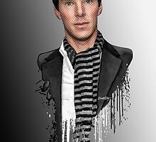 Benedict Cumberbatch  by Everett Day