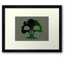 Golgari Framed Print