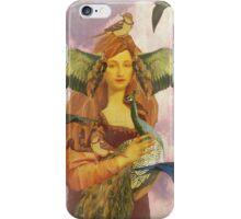 Bird Brain iPhone Case/Skin