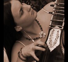 Luthier Angel by Gaia Vision