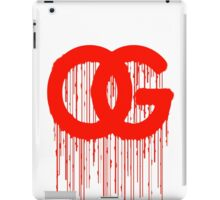 OG Drips 3 iPad Case/Skin