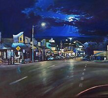After the rain - Manly by Cary McAulay