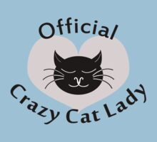 Official Crazy Cat Lady. by Area51