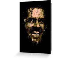 Jack - Here's Johnny!  Greeting Card