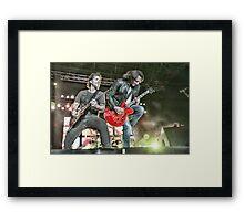 Rick Springfield Framed Print