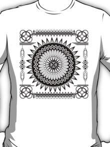 Alien Crop Circle T-Shirt