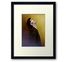 10th Doctor Who Framed Print