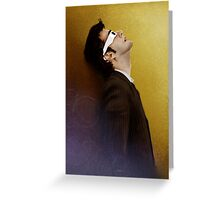 10th Doctor Who Greeting Card