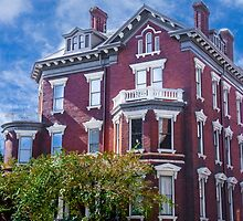 Historic Savannah Mansion by designingjudy