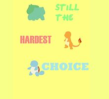 Still The Hardest Choice by neerual